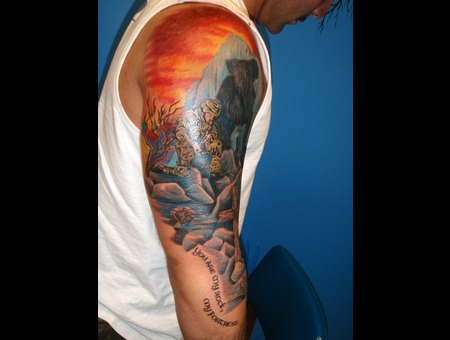 Military  Cover Up Color