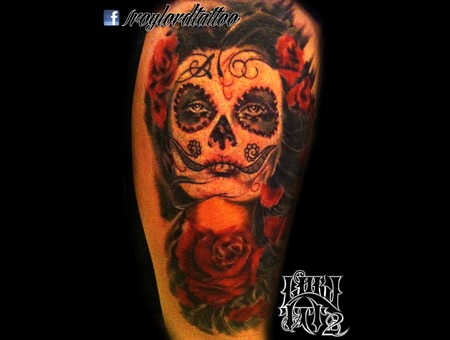 Catrina Color Lower Leg