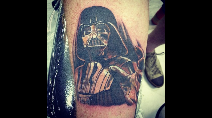Darth Vader  Star Wars Color Forearm