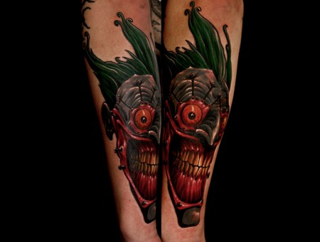 Clown  Forearm