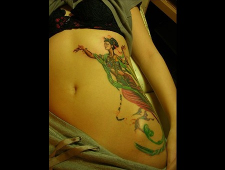 Chinese Fairy Color Ribs