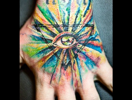 Hand  Eye  Color Color Forearm