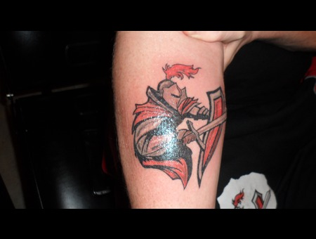 Knight Color Forearm