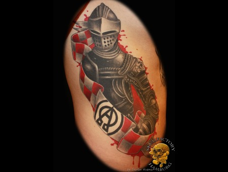 Healed  Knight  Realistic  Newschool Color Ribs