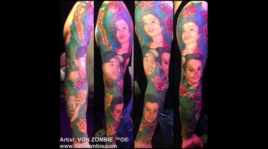 Portrait  Color  Sleeve  People  Children  Woman Color Arm