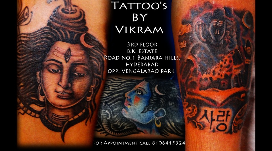 Hyderabadtattoo  Tattoosbyvikram  Tattooshyderabad  Tattoos By Vikram Color