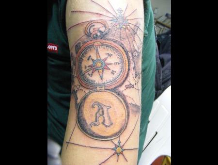 Tattoo Yalova  Dövme Yalova  Piercing Yalova   Color Arm