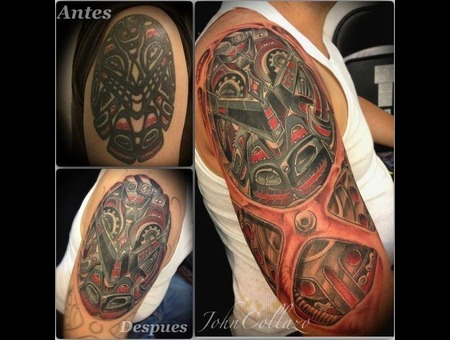 Cover Color Arm