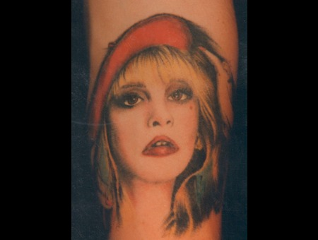 Stevie Nicks  Portrait  Color Portrait  Photo Realism  Color Arm