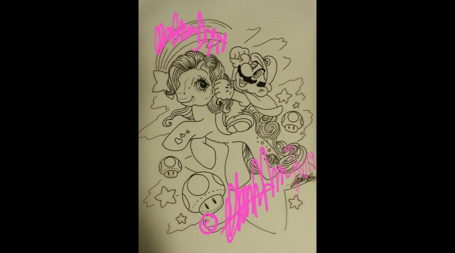 Tattoo Design By Olivia Moonchild