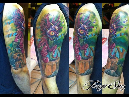Color Tattoo  Tattoo