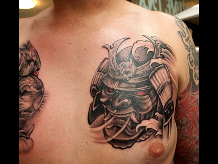 Black & Grey