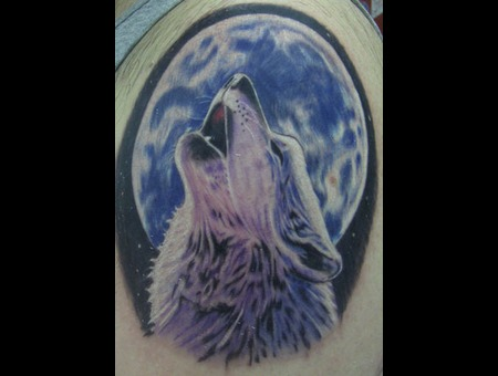 Wolf Moon Color Arm