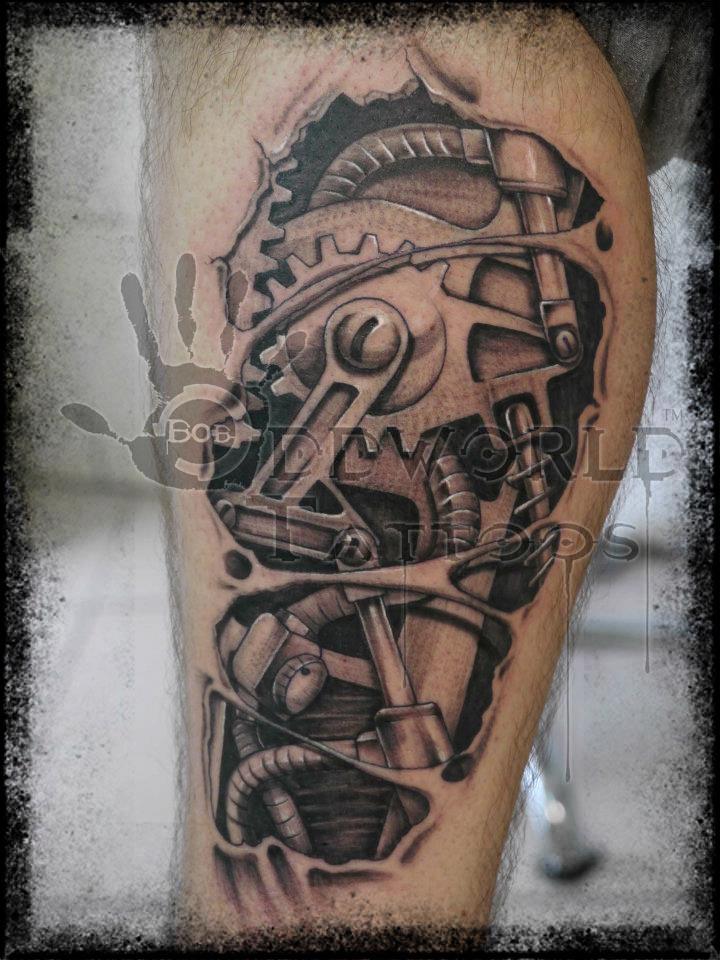 Vasilis Oddworldtattoos Certified Artist