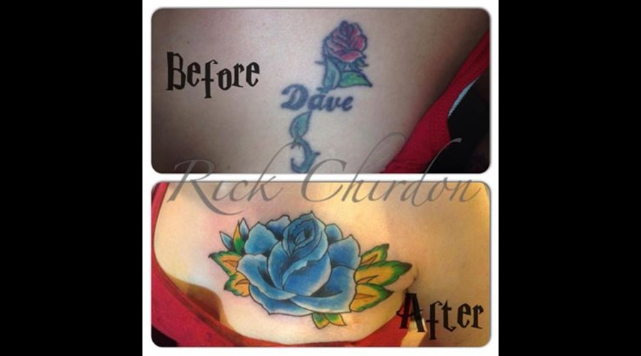 Cover Up Color Chest