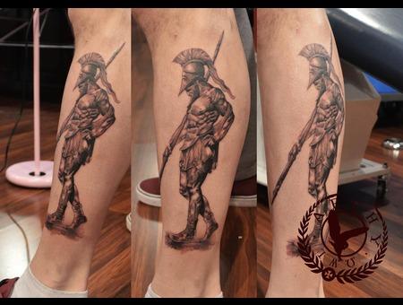 Statue  Roman Lower Leg