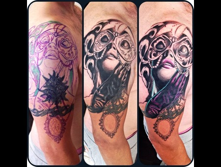 Cover Up Arm
