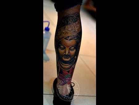 Color Lower Leg