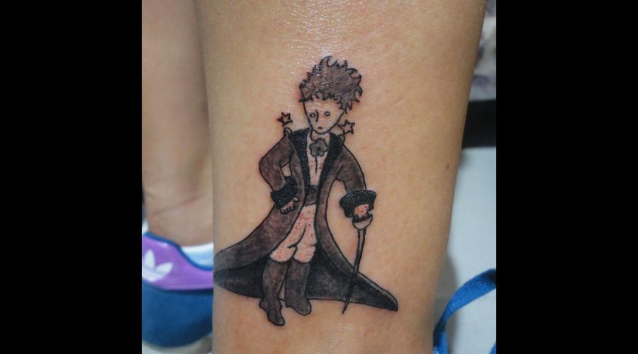 @Tattnroll #Tattoo #Tattoos #Art #Artist #Bodyart #Tattnroll #Angel #Datça  Black Grey Lower Leg