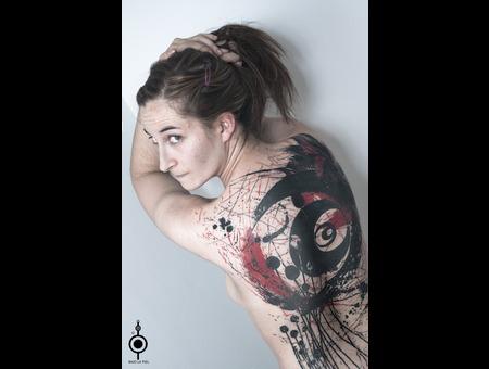 Bajo La Piel  Bajolapiel  Tattooist  Full Back  Fullback