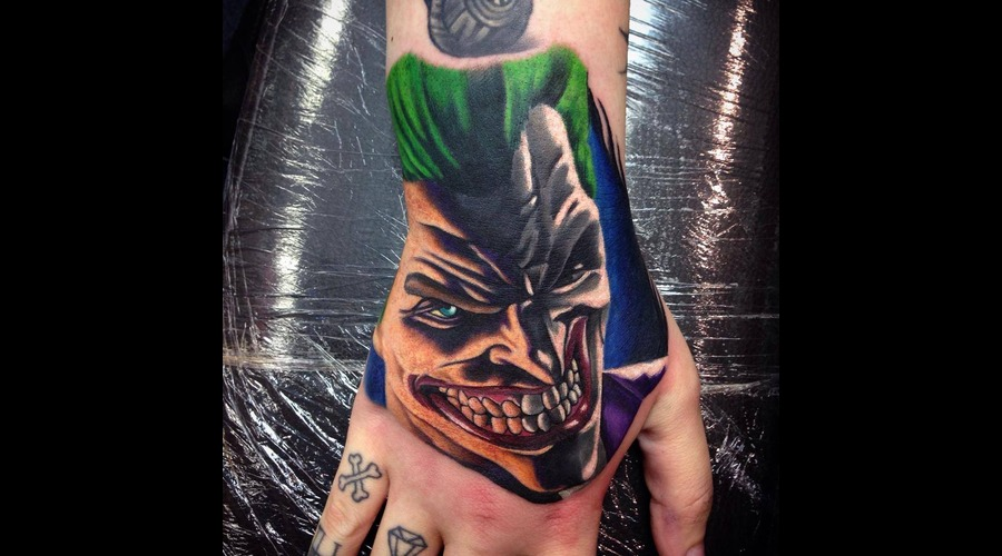 Joker Color Forearm