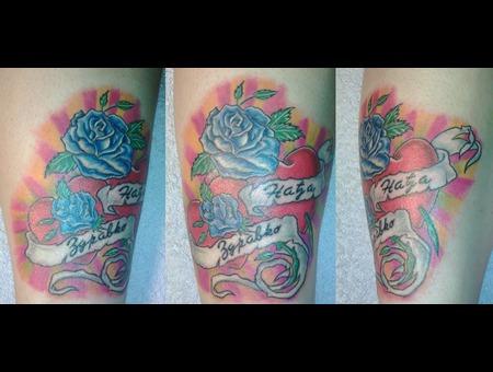 Roses Lower Leg