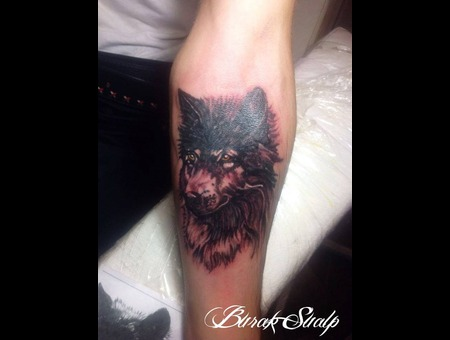 Shaman Wolf Arm