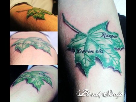 Leaf Arm