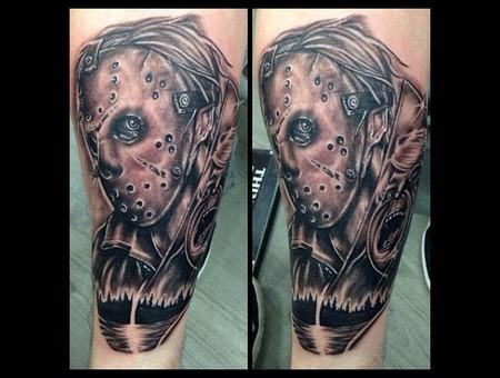 Jason Forearm