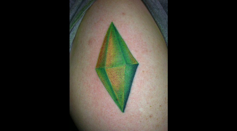 Sims  Plumblob  Color  Realism Arm