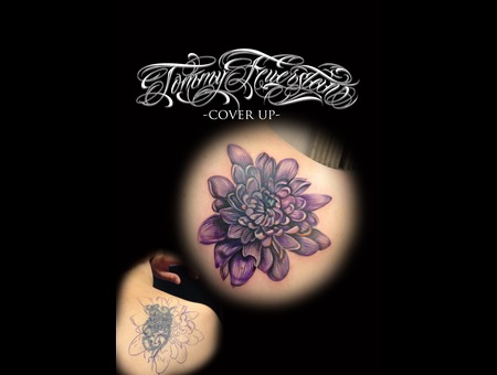 Cover Up  Flower  Color   Shoulder