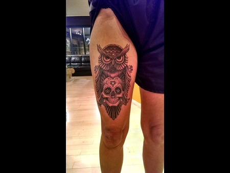 Owl Thigh