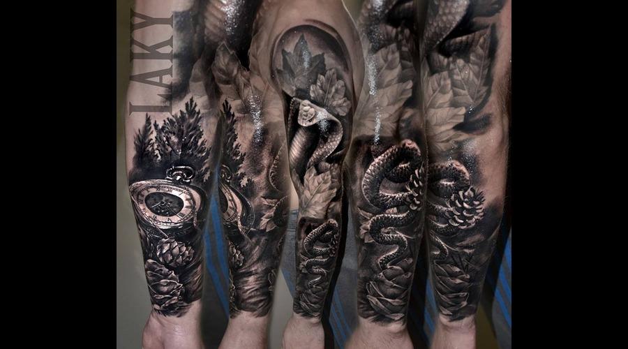 Sleeve Arm