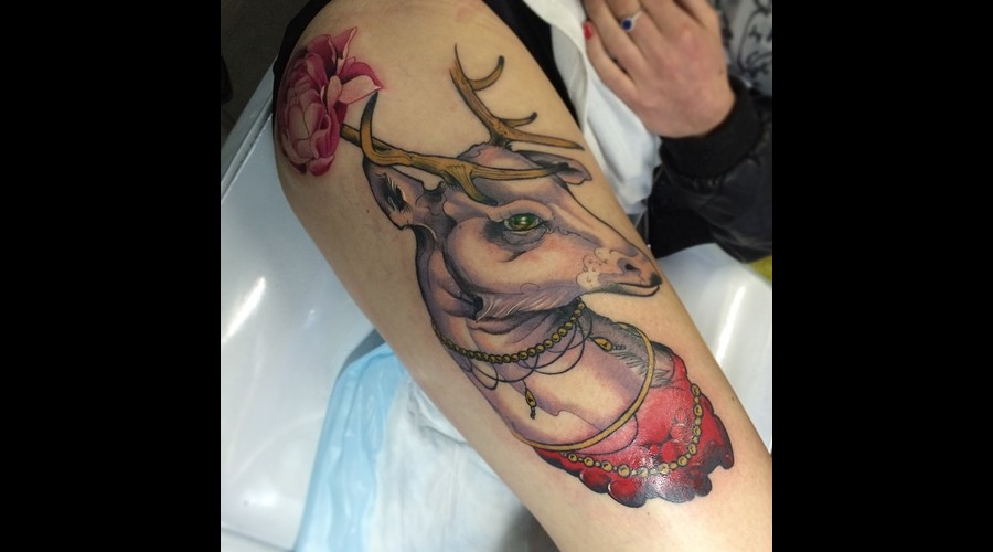 Deadstag Stag Thigh