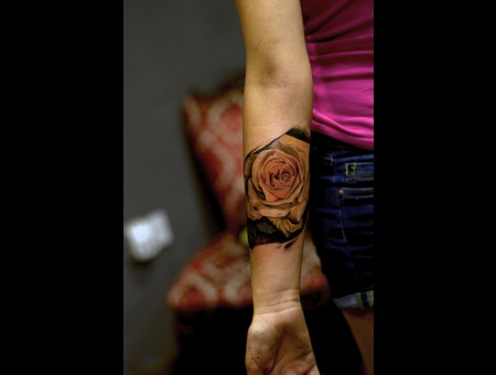 Rose  Forearm