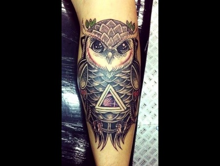 Owl   Galaxy  Lower Leg