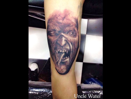 Darkside   Monster  Forearm
