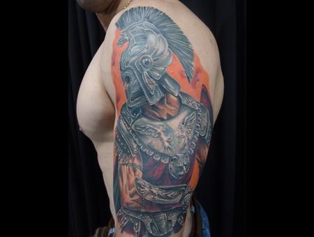 Samohin  Warrior Arm