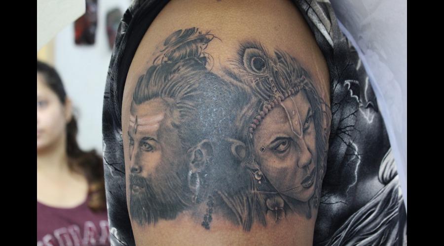 Shiva Krishna Arm