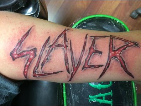 Slayer Arm