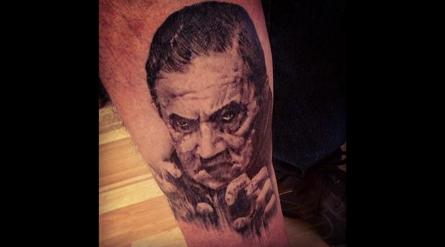 Dracula  Bela Lugosi Lower Leg