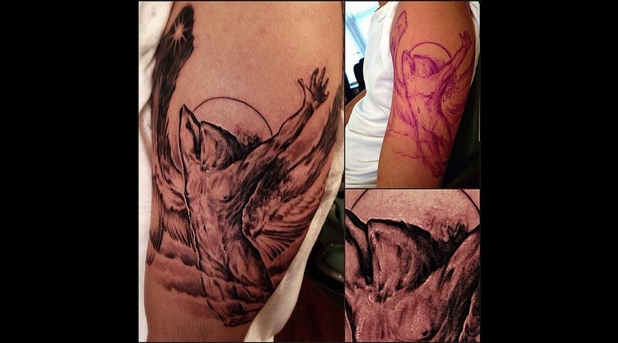 Led Zeppelin  Angel Arm