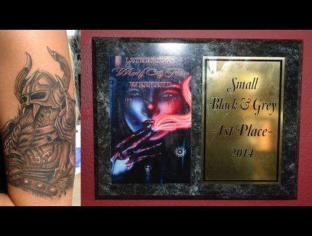 Viking Viking Tattoos  Black And Grey Tattoos  Award Winning Tattoos Arm