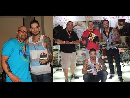 Paradise Island Ink Fest 2014 6 Award
