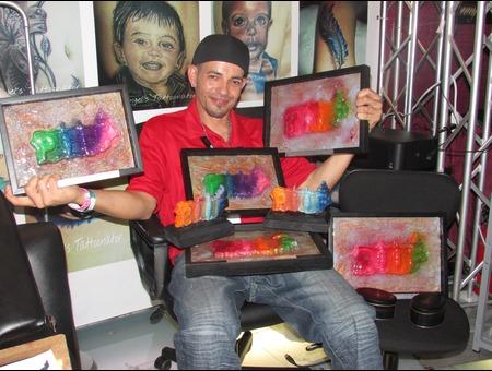 Paradise Islan Ink Fest 2013 7 Award
