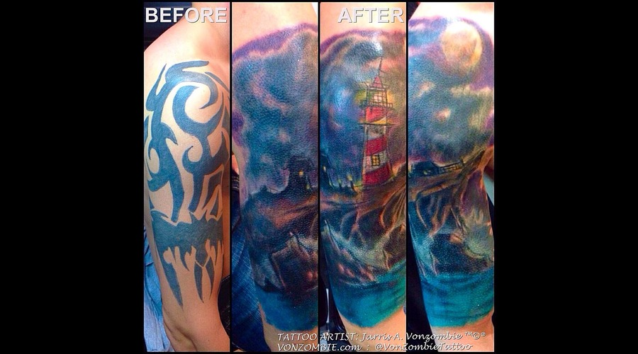 Cover Up  Scene  Landscape Arm