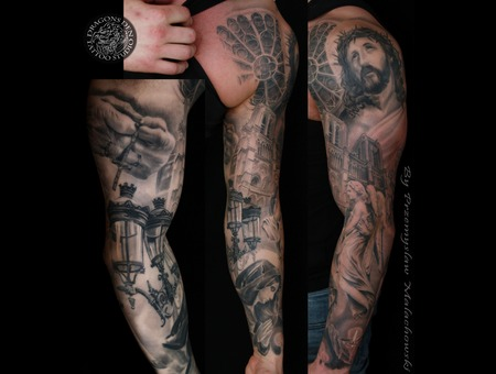 Religues Sleeve Arm