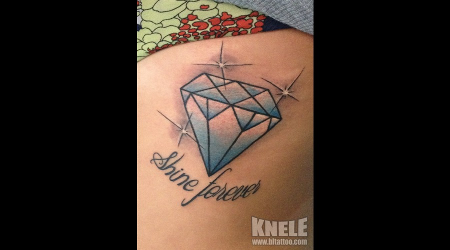 Diamond Shine Tattoo