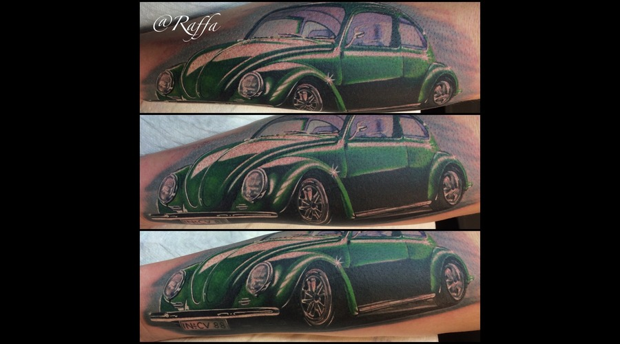 Car Beatle Vw  Arm