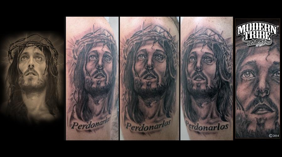 Jesus Of Naareth Arm